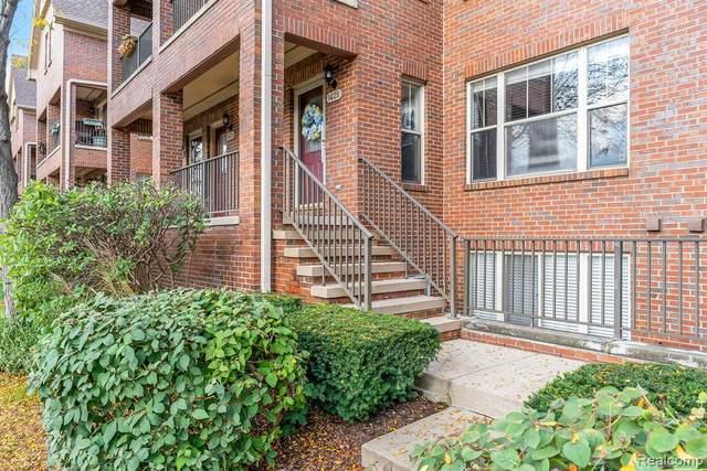 1429 S Main St, Royal Oak, MI 48067 (MLS #R2210084085) :: Berkshire Hathaway HomeServices Snyder & Company, Realtors®