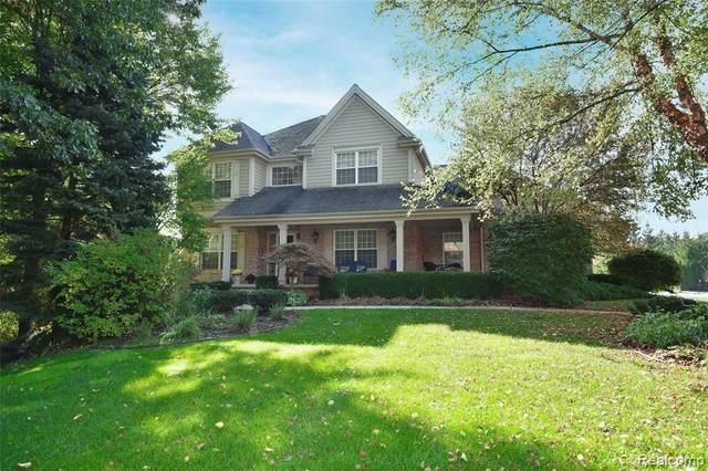 1949 Tranquil, Commerce, MI 48390 (MLS #R2210083967) :: Berkshire Hathaway HomeServices Snyder & Company, Realtors®
