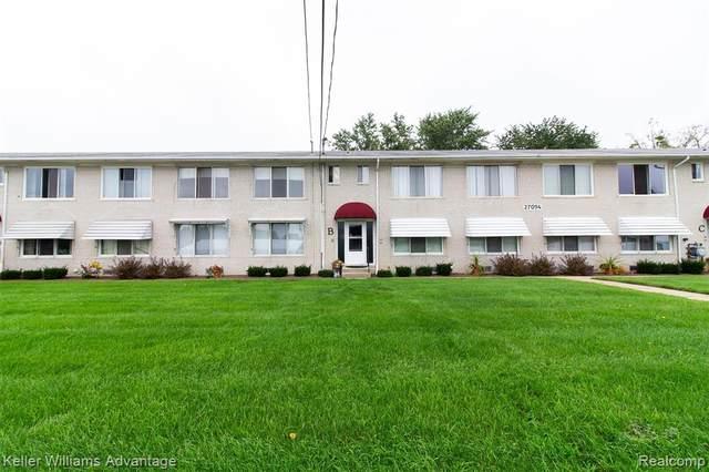 27094 Sandy Hill Ln Apt 28, New Hudson, MI 48165 (MLS #R2210083289) :: Berkshire Hathaway HomeServices Snyder & Company, Realtors®