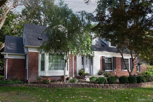 32365 Wing Lake Road, Franklin, MI 48025 (MLS #R2210087899) :: Berkshire Hathaway HomeServices Snyder & Company, Realtors®