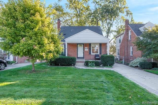 2108 N Wilson Avenue, Royal Oak, MI 48073 (MLS #R2210088423) :: Berkshire Hathaway HomeServices Snyder & Company, Realtors®