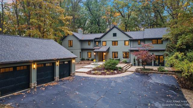 375 Barton North Drive, Ann Arbor, MI 48105 (MLS #3284665) :: Berkshire Hathaway HomeServices Snyder & Company, Realtors®