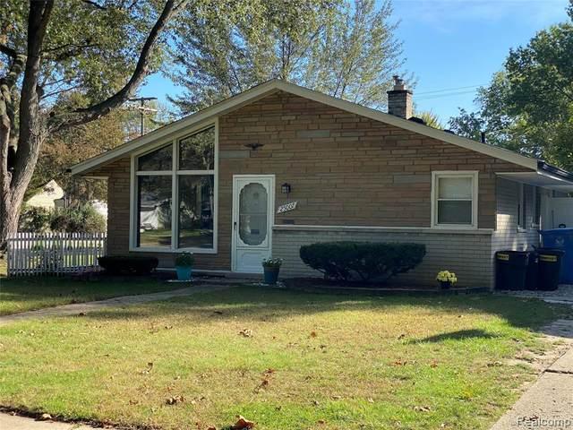 25007 Hopkins Street, Dearborn Heights, MI 48125 (MLS #R2210089595) :: Berkshire Hathaway HomeServices Snyder & Company, Realtors®