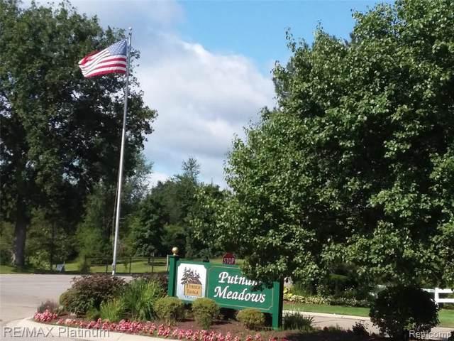 0-L-53 Gecko Trail, Pinckney, MI 48169 (MLS #R218078969) :: Berkshire Hathaway HomeServices Snyder & Company, Realtors®