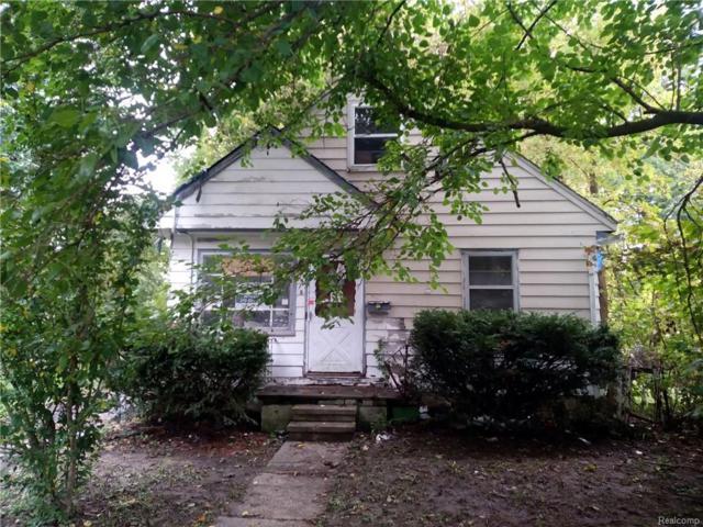 1615 Roseneath Ave, Lansing, MI 48915 (MLS #R218094856) :: Keller Williams Ann Arbor