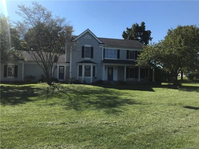 1726 Pond Shore Dr, Ann Arbor, MI 48108 (MLS #R218101201) :: Berkshire Hathaway HomeServices Snyder & Company, Realtors®