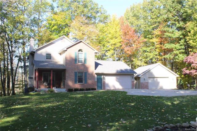 10442 Dogwood Ln, Otisville, MI 48463 (MLS #R218102863) :: Keller Williams Ann Arbor