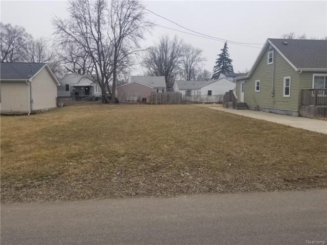 0 Williamson Avenue, Burton, MI 48529 (MLS #R219020975) :: Berkshire Hathaway HomeServices Snyder & Company, Realtors®