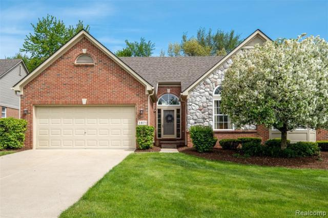 3871 Arbor Dr, Auburn Hills, MI 48326 (MLS #R219047530) :: The Toth Team