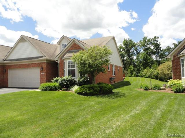 1856 Genoa Cir, Howell, MI 48843 (MLS #R219061076) :: The Toth Team