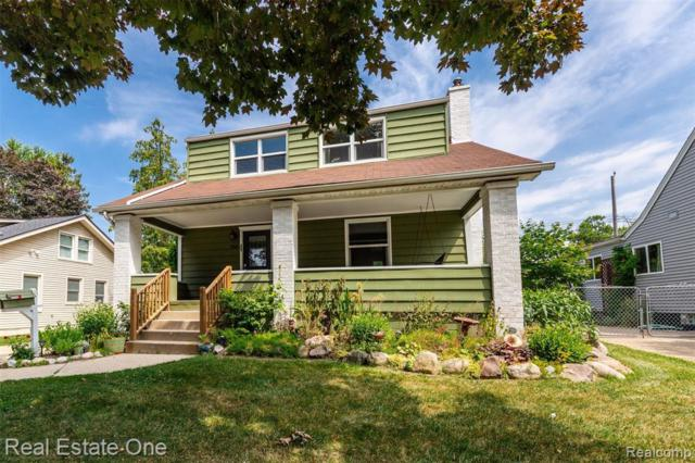 303 College St, Ferndale, MI 48220 (MLS #R219068574) :: The Toth Team
