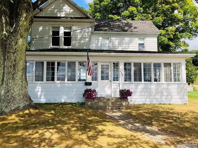438 W Bluff Dr, Harbor Springs, MI 49740 (MLS #R219074868) :: Berkshire Hathaway HomeServices Snyder & Company, Realtors®