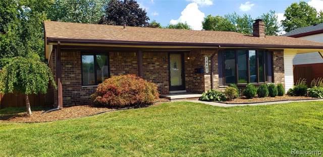 18407 Winwood Ave, Brownstown, MI 48193 (MLS #R219086364) :: Berkshire Hathaway HomeServices Snyder & Company, Realtors®