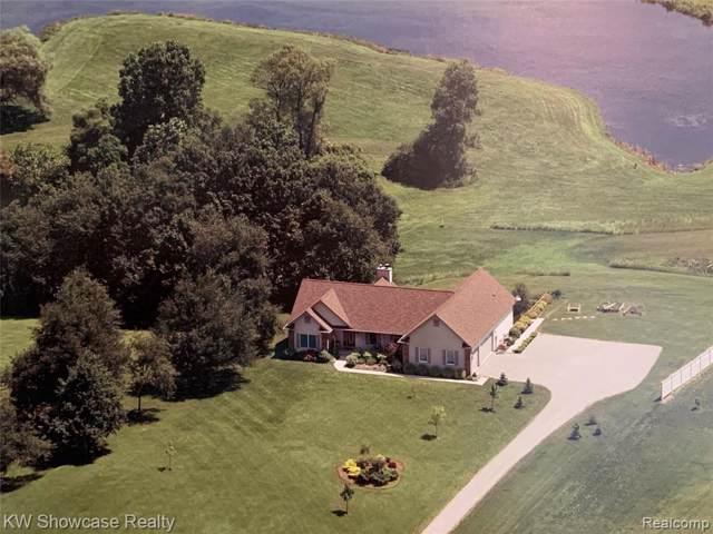 1025 Deer Valley, Manchester, MI 48158 (MLS #R219104957) :: Berkshire Hathaway HomeServices Snyder & Company, Realtors®