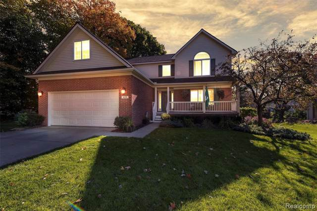 619 Mallard Way Way, Oxford, MI 48371 (MLS #R219107522) :: Berkshire Hathaway HomeServices Snyder & Company, Realtors®