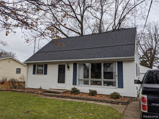634 Center St, Mason, MI 48854 (MLS #R219119084) :: Berkshire Hathaway HomeServices Snyder & Company, Realtors®