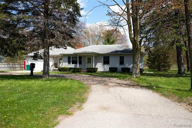 26244 Beck Road, Novi, MI 48374 (MLS #R2200008658) :: Berkshire Hathaway HomeServices Snyder & Company, Realtors®