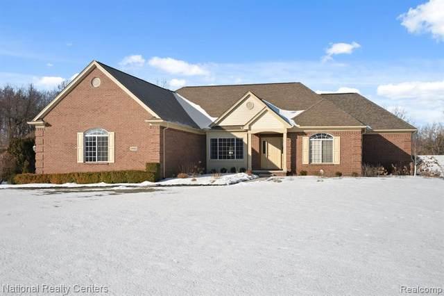 10065 Majestic Blvd, Clarkston, MI 48348 (MLS #R2200014325) :: Berkshire Hathaway HomeServices Snyder & Company, Realtors®
