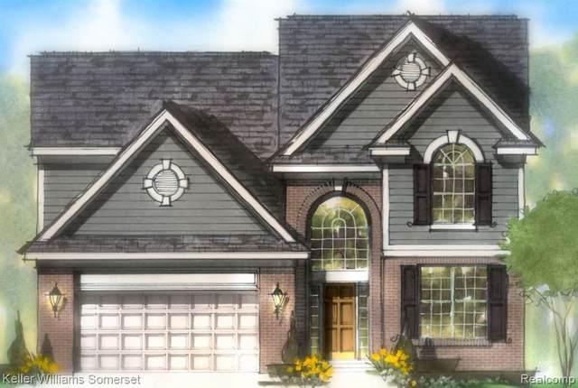 12275 Wellesley, Sterling Heights, MI 48312 (MLS #R2200037755) :: Berkshire Hathaway HomeServices Snyder & Company, Realtors®