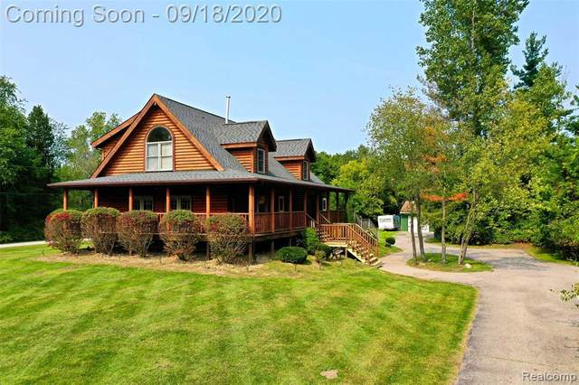 10118 W Coldwater Rd, Flushing, MI 48433 (MLS #R2200076123) :: Berkshire Hathaway HomeServices Snyder & Company, Realtors®