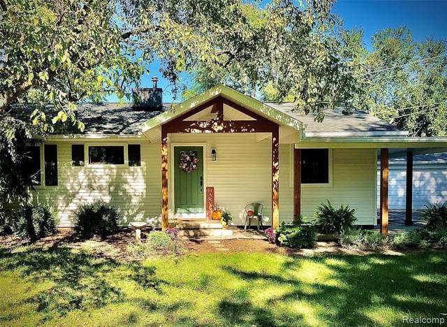 3675 Cushing Crt, Dexter, MI 48130 (MLS #R2200077739) :: Berkshire Hathaway HomeServices Snyder & Company, Realtors®