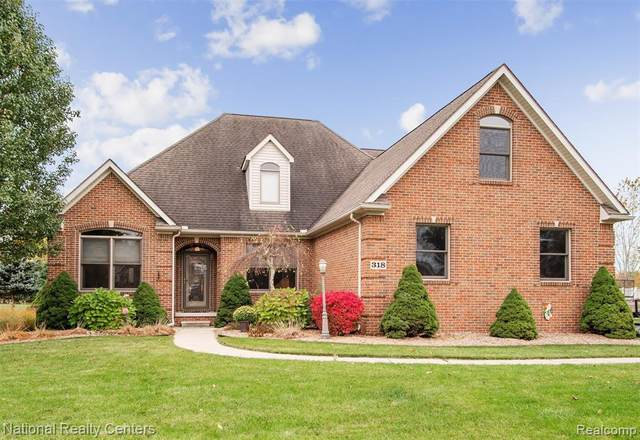 318 Granite Dr, Howell, MI 48843 (MLS #R2200085925) :: Berkshire Hathaway HomeServices Snyder & Company, Realtors®