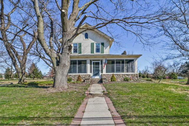 6005 Sibley Road, Chelsea, MI 48118 (MLS #3255946) :: Berkshire Hathaway HomeServices Snyder & Company, Realtors®
