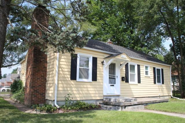 414 Emerick Street, Ypsilanti, MI 48198 (MLS #3258050) :: Keller Williams Ann Arbor