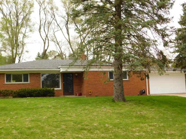 41746 Tamara Drive, Novi, MI 48375 (MLS #3265523) :: The Toth Team