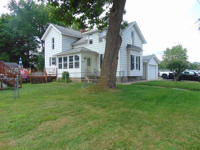 216 6TH, Michigan Center, MI 49254 (MLS #3267628) :: The Toth Team