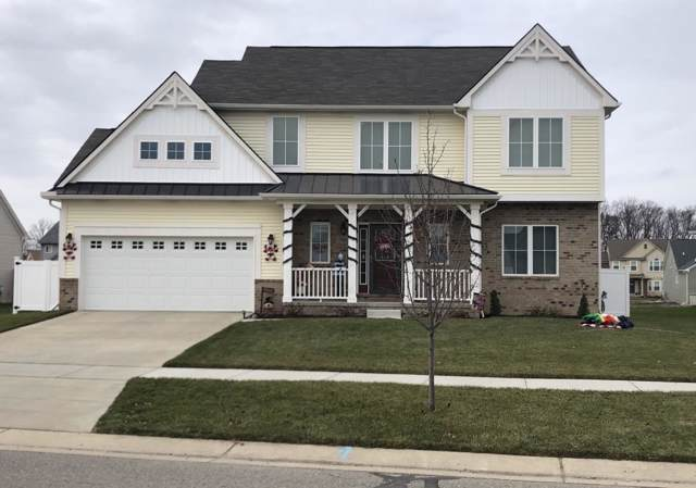 846 Henning, Dundee, MI 48131 (MLS #3269917) :: The Toth Team