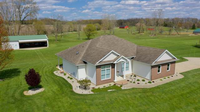 7400 Donegal, Onsted, MI 49265 (MLS #3272402) :: The Toth Team