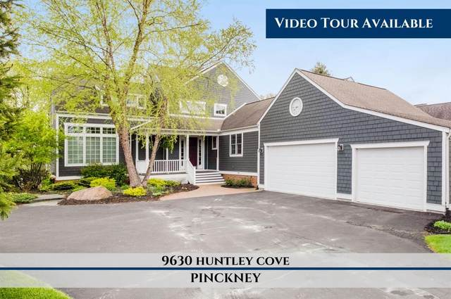 9630 Huntley Cove, Pinckney, MI 48169 (MLS #3280797) :: Berkshire Hathaway HomeServices Snyder & Company, Realtors®