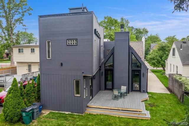 1740 S Bates St, Birmingham, MI 48009 (MLS #R2210052796) :: Berkshire Hathaway HomeServices Snyder & Company, Realtors®