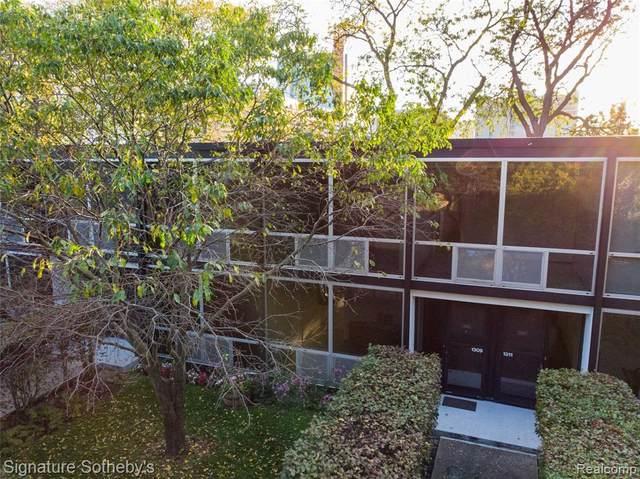 1309 Nicolet, Detroit, MI 48207 (MLS #R2210068437) :: Berkshire Hathaway HomeServices Snyder & Company, Realtors®