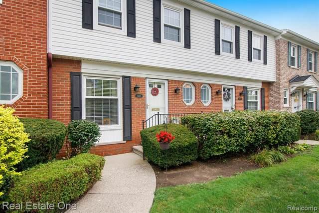 3410 W Benjamin Avenue, Royal Oak, MI 48073 (MLS #R2210081104) :: Berkshire Hathaway HomeServices Snyder & Company, Realtors®