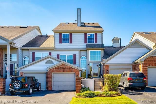 49948 Plymouth Way, Plymouth, MI 48170 (MLS #R2210081365) :: Berkshire Hathaway HomeServices Snyder & Company, Realtors®