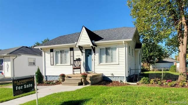 23815 Donald Avenue, Eastpointe, MI 48021 (MLS #R2210087532) :: Berkshire Hathaway HomeServices Snyder & Company, Realtors®