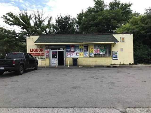645 W Pierson Road, Flint, MI 48505 (MLS #R218066248) :: Berkshire Hathaway HomeServices Snyder & Company, Realtors®
