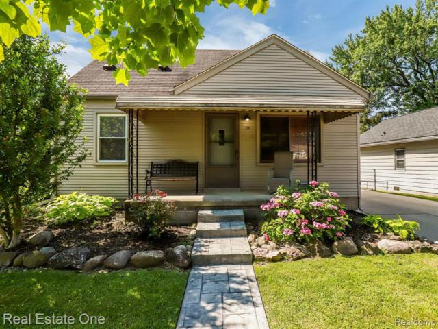 524 Ardmore Dr, Ferndale, MI 48220 (MLS #R219067805) :: The Toth Team
