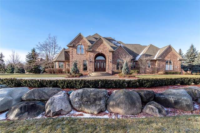 8260 Pine Hollow Trl, Grand Blanc, MI 48439 (MLS #R2200002210) :: Berkshire Hathaway HomeServices Snyder & Company, Realtors®