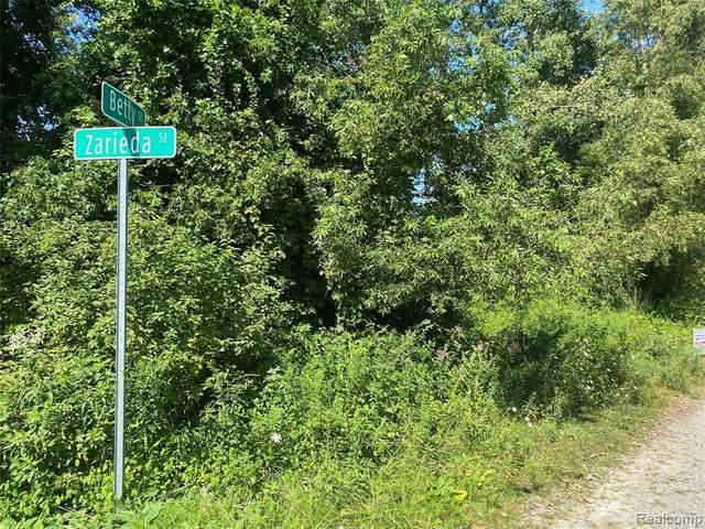 0 Betty Street, Brandon, MI 48462 (MLS #R2200014001) :: Berkshire Hathaway HomeServices Snyder & Company, Realtors®