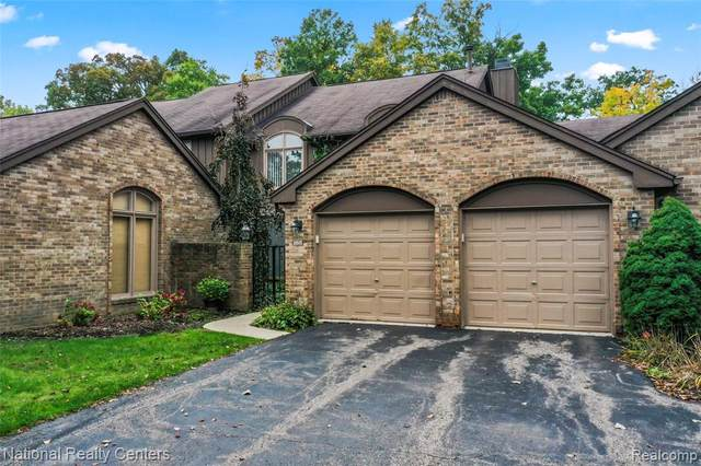 30515 Oakview Way, Bingham Farms, MI 48025 (MLS #R2210082984) :: Berkshire Hathaway HomeServices Snyder & Company, Realtors®