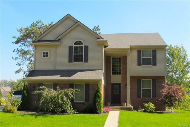 4497 Thornhill Drive, Auburn Hills, MI 48326 (MLS #R217093361) :: Berkshire Hathaway HomeServices Snyder & Company, Realtors®