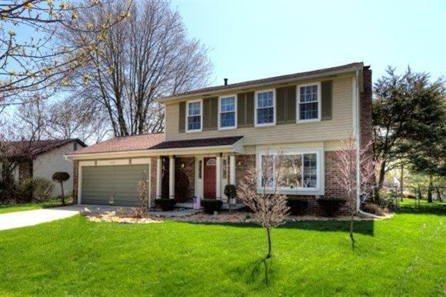 5825 Sunset Trail, Ypsilanti, MI 48197 (MLS #3212371) :: The Toth Team