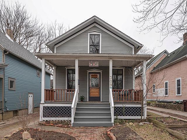 309 S Seventh Street, Ann Arbor, MI 48103 (MLS #3246952) :: Berkshire Hathaway HomeServices Snyder & Company, Realtors®