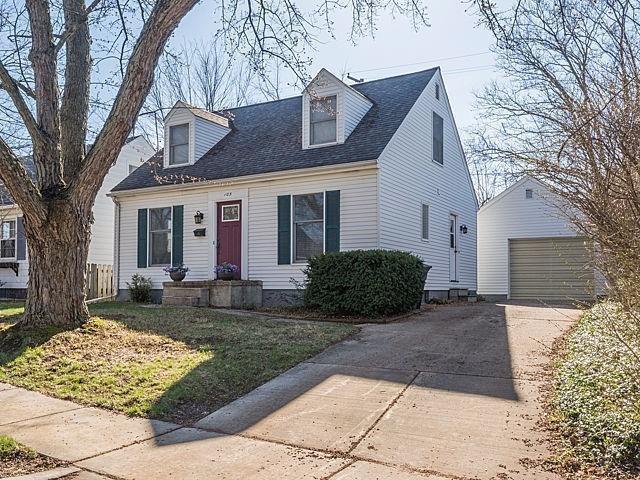 105 Longman Lane, Ann Arbor, MI 48103 (MLS #3247757) :: Berkshire Hathaway HomeServices Snyder & Company, Realtors®