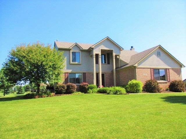 9128 Meadow View Lane #42, Saline, MI 48176 (MLS #3250688) :: Berkshire Hathaway HomeServices Snyder & Company, Realtors®