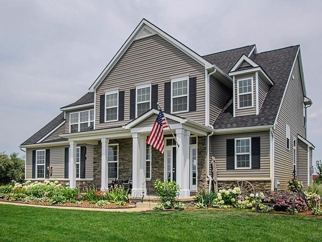 2044 Windmill Way, Saline, MI 48176 (MLS #3250897) :: Berkshire Hathaway HomeServices Snyder & Company, Realtors®