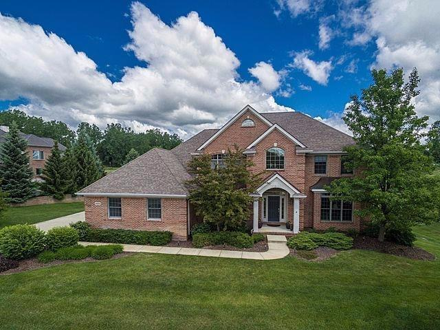3996 Preserve Drive, Dexter, MI 48130 (MLS #3250920) :: Berkshire Hathaway HomeServices Snyder & Company, Realtors®